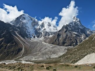 Climate Change Causes Himalayan Glaciers to Melt